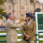 Burghley Young Event Horse Judging 2018