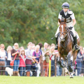 Lets Dance at Burghley 2013: Photo Trevor Holt