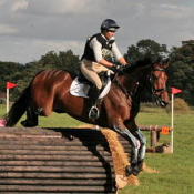 Brave Cavalier at Osberton 2012: Photo Lucy Hall