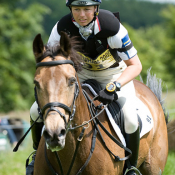 Major Buck at Bramham 2009: Photo Trevor Holt