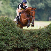 Well Red at Somerford Park (2) 2012: Photo Trevor Holt