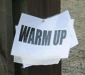 warmup