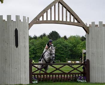 Jeanette Brakewell (GBR) Riding  Direct Region